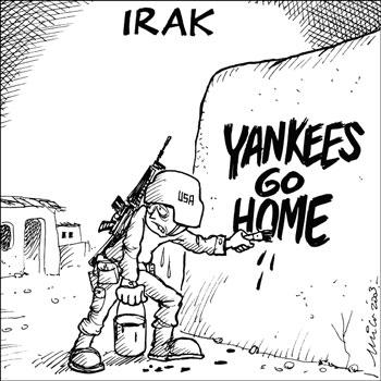 """¿""""Yankees go home"""" en Haití?"""