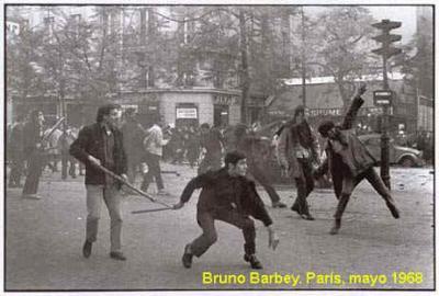 ¿Qué queda de la revolución del Mayo del 68?