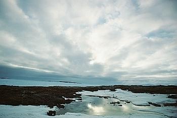 El hielo en el Ártico llega a su segundo nivel más bajo desde 1979