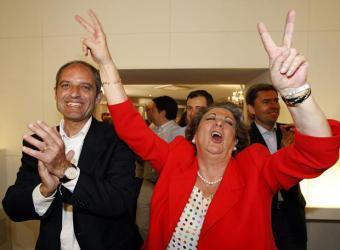 Rajoy prefiere caracoles.