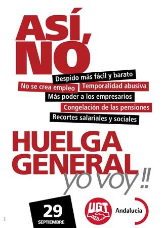 La desinformación sobre la huelga general